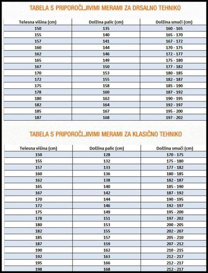 LEKI TEKAŠKE PALICE 6334005 SUPER SHARK