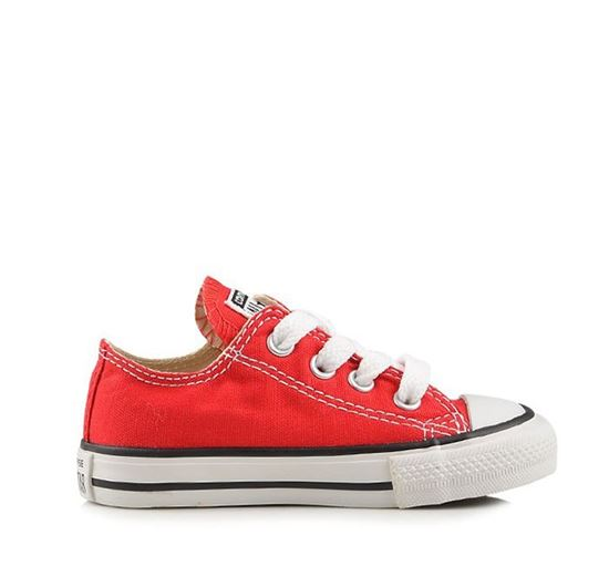 ALL STAR BABY CHUCK TAYLOR 7J236C RED