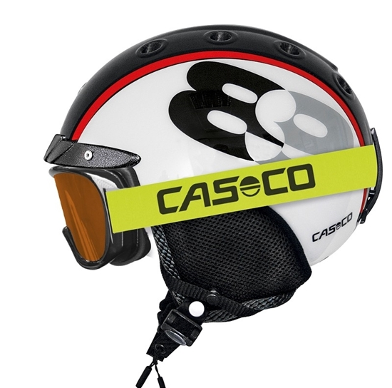 Picture of CASCO otr smučarska čelada 1878 MINI PRO