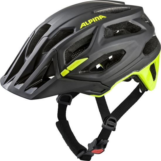 ALPINA kolesarska čelada 0-9700-134 garbanzo