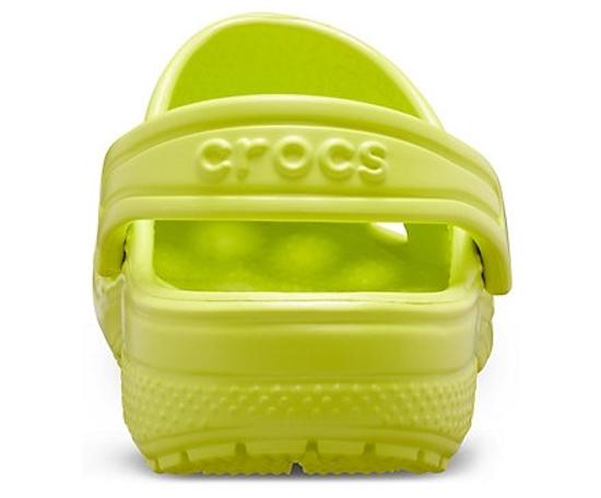 Picture of CROCS classic kids 204536 citrus