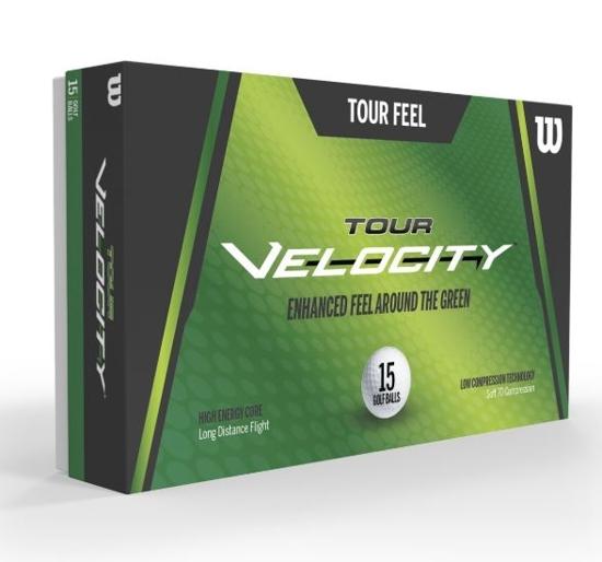 WILSON žogice za golf  WGWR75000 VELOCITY FEEL