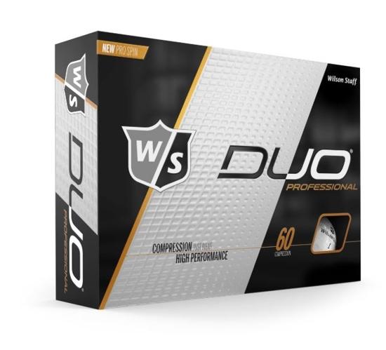 WILSON žogice za golf  WGWP39600 DUO PRO PROFESSIONAL