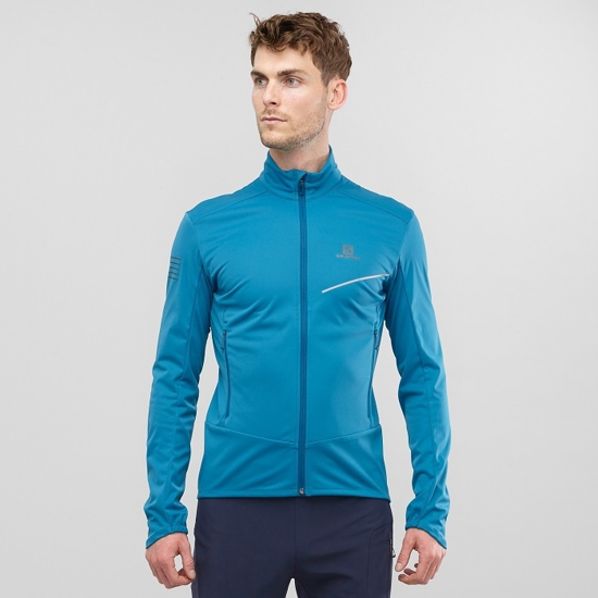 SALOMON m softshell LC1161300 RS SOFTSHELL JKT