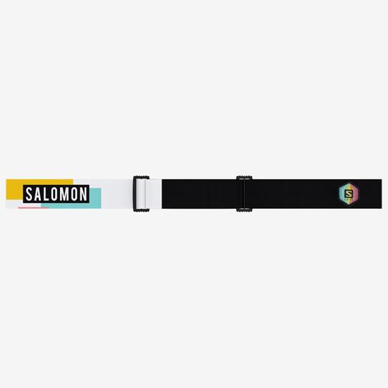 SALOMON smučarska očala L40881500 LO FI SIGMA HUCK KNIFE+1XTRA L