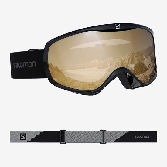 SALOMON ž smučarska očala L40847300 SENSE ACCESS BLACK