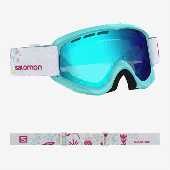 SALOMON otr smučarska očala L40848000 JUKE ARUBA FLOWER