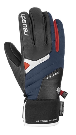 REUSCH ž smučarske rokavice 4931245 7787 MIKAELA SHIFFRIN