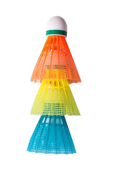 TERINDA badminton žogice 1700 29 PISANE