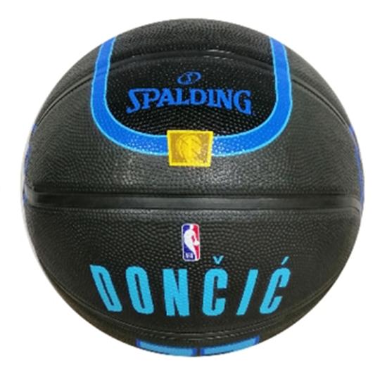 SPALDING košarkarska žoga 84-009Z LUKA DONČIĆ MAVERICKS