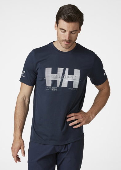 Picture of HELLY HANSEN m majica kr 34053 598 HP RACING T-SHIRT