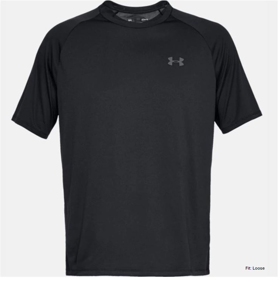 Picture of UNDER ARMOUR m majica 1326413-001 TECH 2.0 SS TE