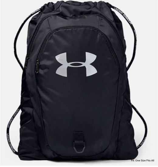 Picture of UNDER ARMOUR vreča 1342663-001 UNDENIABLE SACKPACK 2.0