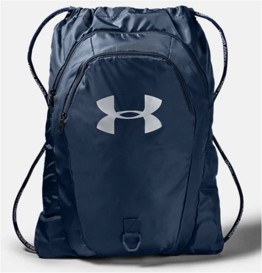 Picture of UNDER ARMOUR vreča 1342663-408 UNDENIABLE SACKPACK 2.0