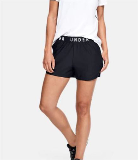 UNDER ARMOUR ž hlače kr 1344552-001 Play Up Shorts 3.0