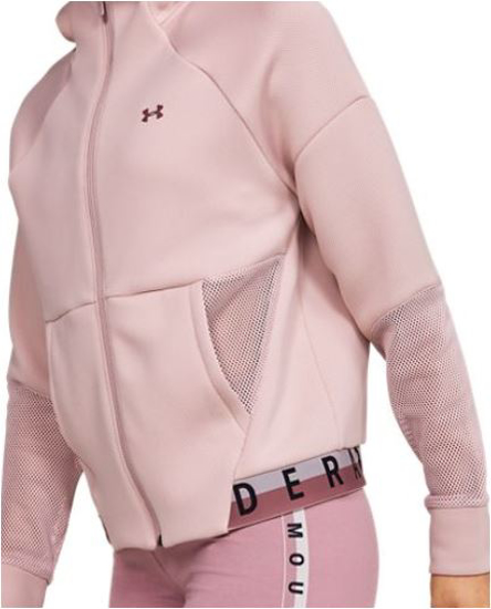 Picture of UNDER ARMOUR ž jopica 1354360-667 MOVE FULL ZIP