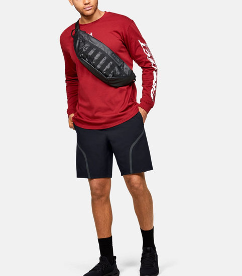Picture of UNDER ARMOUR m hlače kr 1351662-001 UNSTOPPABLE