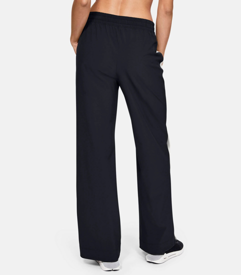 Picture of UNDER ARMOUR ž hlače 1351925-001 ATHLETE RECOVER WOVEN WIDE LEG
