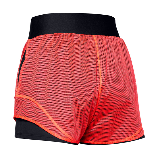 Picture of UNDER ARMOUR ž hlače kr 1351677-002 WARRIOR MESH