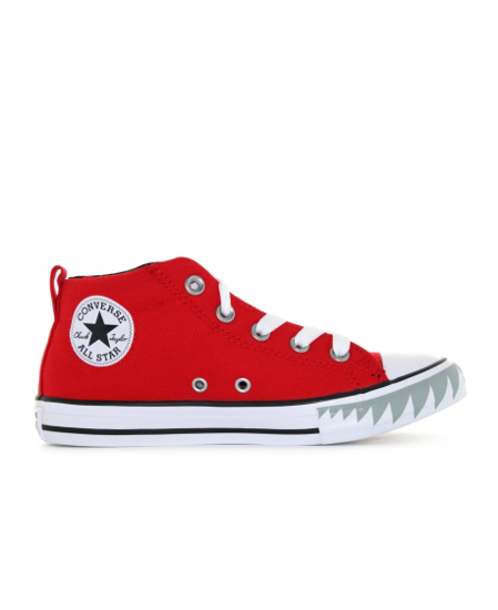 Picture of ALL STAR otr chuck taylor 666907C SHARK RED