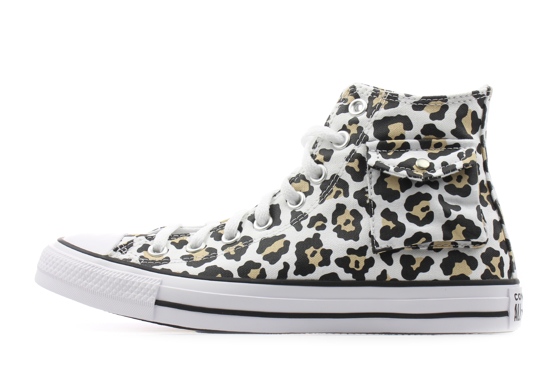 Picture of ALL STAR chuck taylor 167086C LEOPARD POCKET