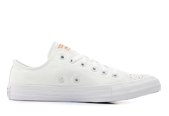 Picture of ALL STAR chuck taylor 167226C WHITE SPECKLED