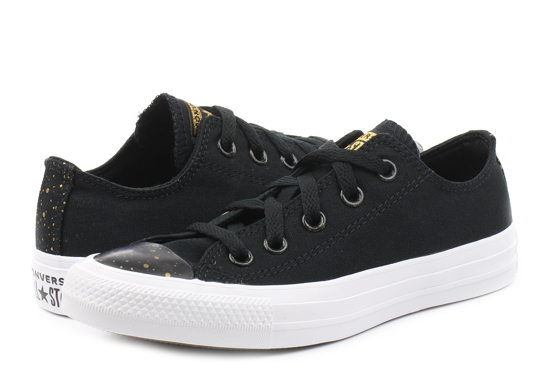 Picture of ALL STAR chuck taylor 167225C BLACK SPECKLED