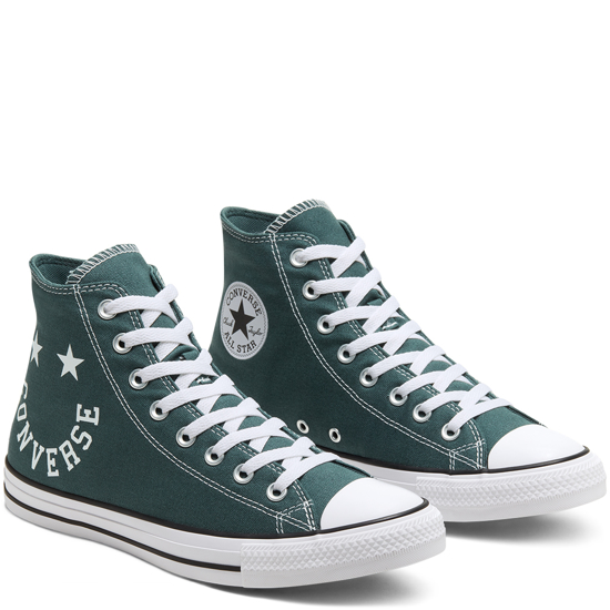 Picture of ALL STAR chuck taylor 167068C OLIVE