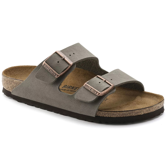 Picture of BIRKENSTOCK natikači 151213 ARIZONA - narrow - stone