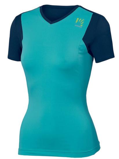 Picture of KARPOS ž pohodna majica kr 2500996 476 GIRALBA
