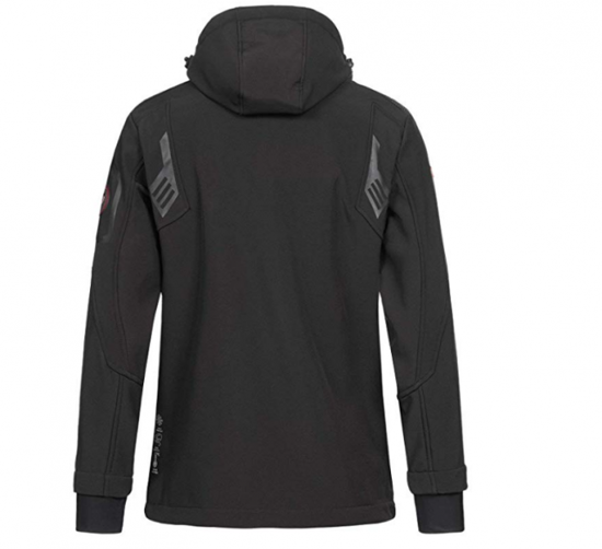 Picture of GEOGRAPHICAL NORWAY m softshell TALENTUEUX black