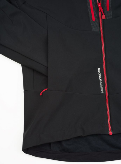 NORTHFINDER m softshell BU-3731OR 269 YXONT