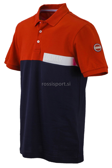 Picture of COLMAR m polo majica 76663UP 68 NAVY RED