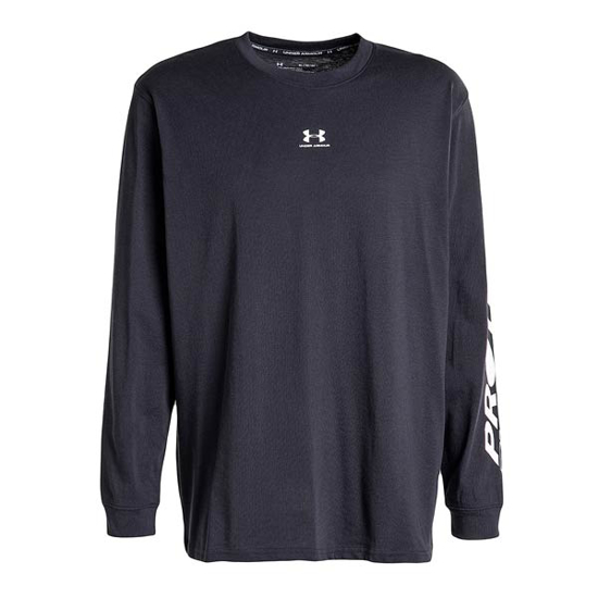 UNDER ARMOUR m majica 1351642-001 PTH SLEEVE LONGSLEEVE
