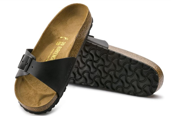 BIRKENSTOCK natikači 40791 MADRID - regular - black
