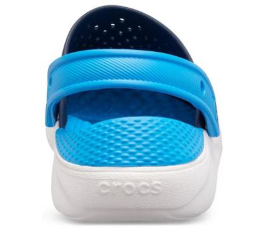 CROCS LiteRide Clog 205964 navy/white