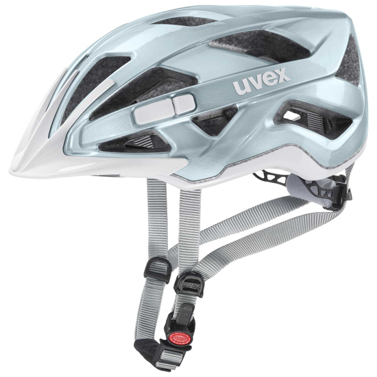 UVEX kolesarska čelada S4104310617 ACTIVE Aqua White