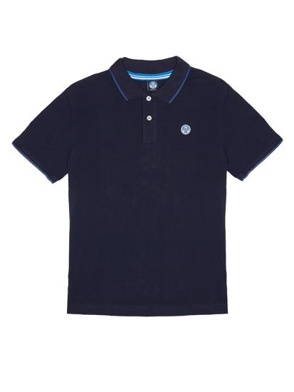 NORTH SAILS m polo majica kr 692241 0802 PIQUÉ navy blue
