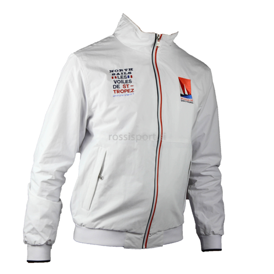 Picture of NORTH SAILS m jakna 402018 0101 SAILOR white