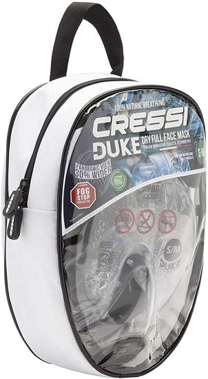 Picture of CRESSI maska FULL FACE XDT010020 DUKE DRY