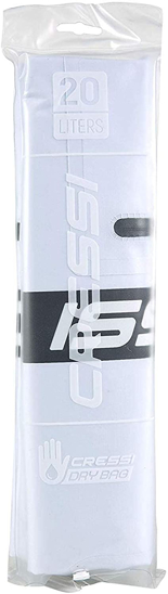 Picture of CRESSI torba XUA962030 DRY BAG WHITE 20 L