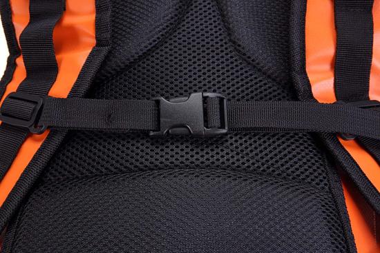Picture of CRESSI torba XUB968860 DRY BAG ORANGE 60 L