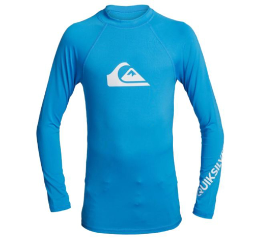 QUIKSILVER otr uv majica EQBWR03128 BMM0 ALL TIME