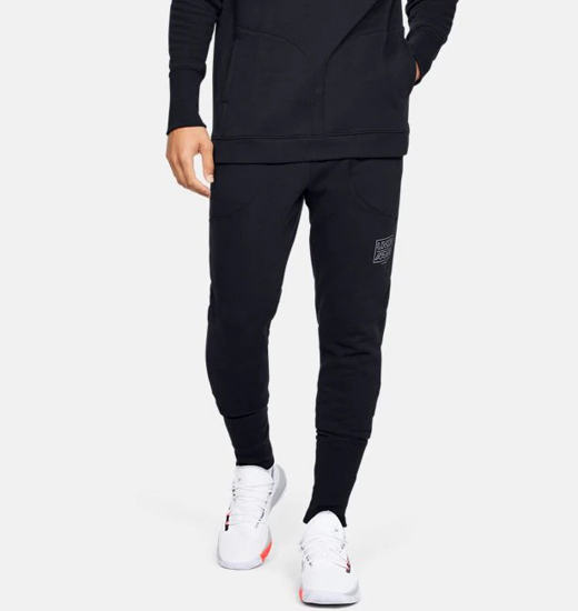 Picture of UNDER ARMOUR m hlače 1343008-002 BASELINE FLEECE
