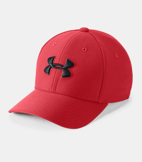 Picture of UNDER ARMOUR šilt kapa 1305457-600 MENS BLITZING 3.0 CAP