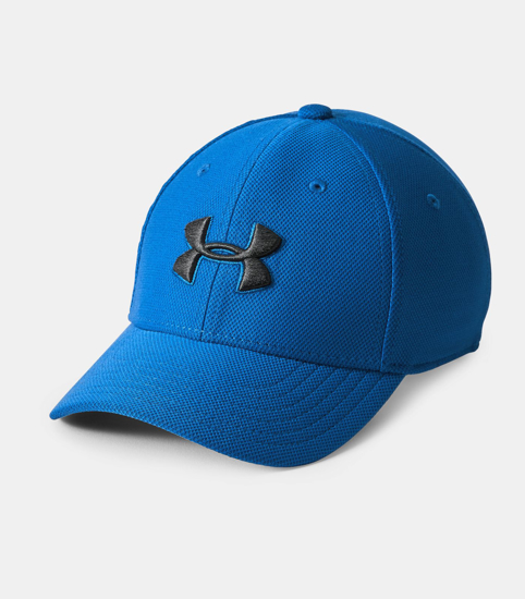 Picture of UNDER ARMOUR šilt kapa 1305457-400 MENS BLITZING 3.0 CAP
