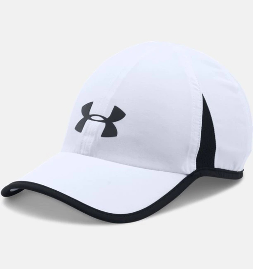 Picture of UNDER ARMOUR šilt kapa 1291840-100 MENS SHADOW 4.0 RUN CAP