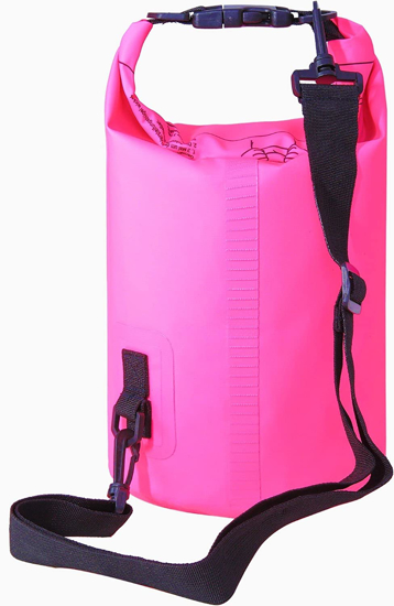 Picture of CRESSI torba XUA928420 DRY BAG PINK 20 L