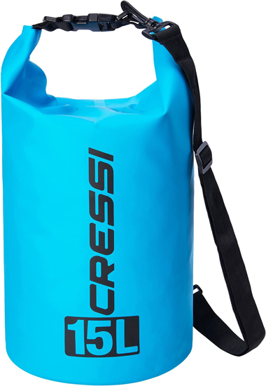 Picture of CRESSI torba XUA928605 DRY BAG BLUE 15 L