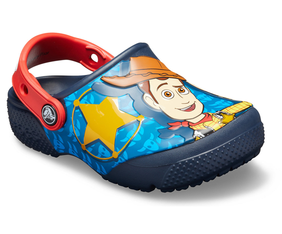Picture of CROCS funlab Toy Story Buzz Woody 205493 410 navy